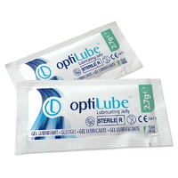 OptiLube 2.7g Lubricating Jelly Sachets