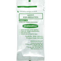 Sterile Water Sachets - 30ml